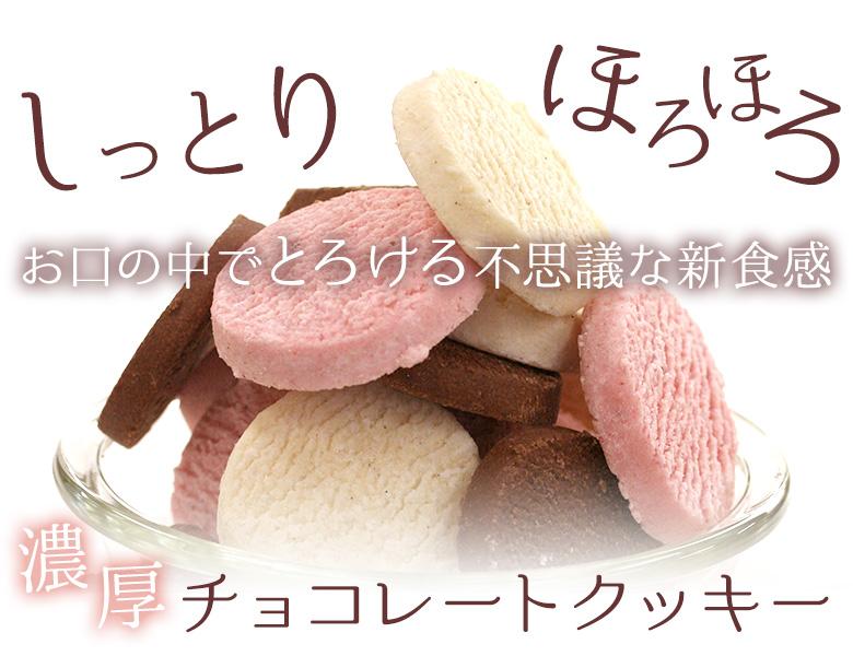 生チョコクッキー9枚入