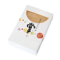 鶴亀 焼き印 どら焼き 2個入 簡易パッケージ
