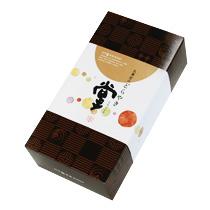 鶴亀 焼き印 どら焼き 5個入 簡易パッケージ