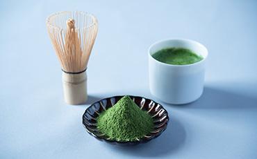 静岡抹茶と北海道産小豆の自家製餡