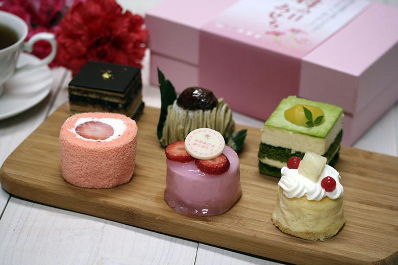 スイーツおせち玉華堂贅沢母の日2018
