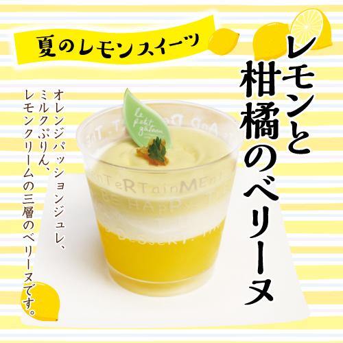 SNS_レモンと柑橘のベリーヌ